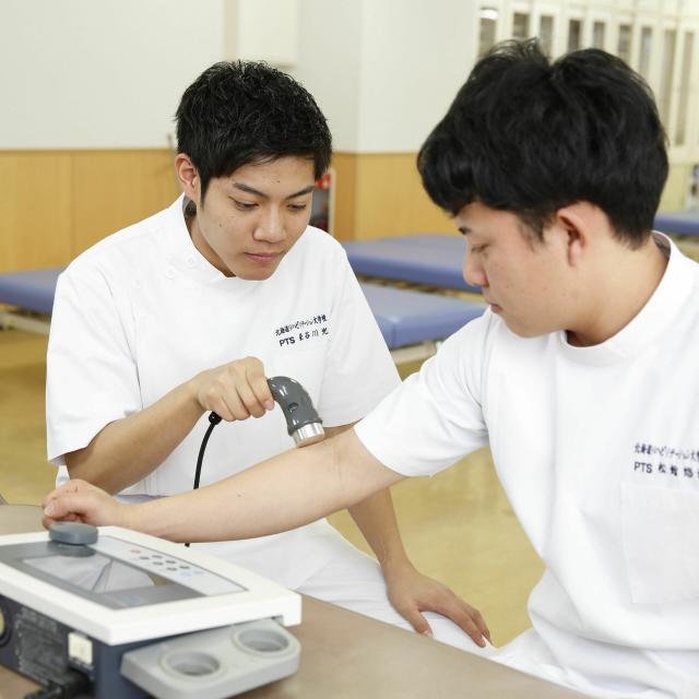 専門学校北海道リハビリテーション大学校 【理学療法学科】オープンキャンパス2