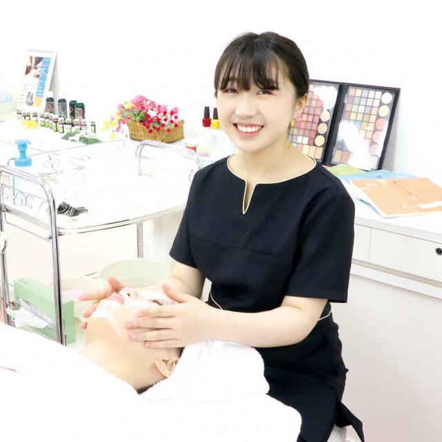 専門学校 九州スクール・オブ・ビジネス 1月の体験入学(メイク/エステ/モデルなど)1