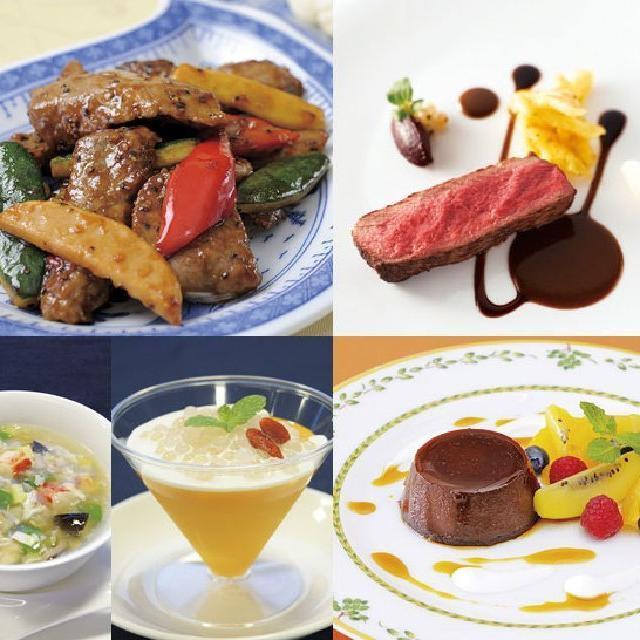 辻調理師専門学校 ♪ 選べるフェア ♪ ~ 中国料理 or 西洋料理 ~1