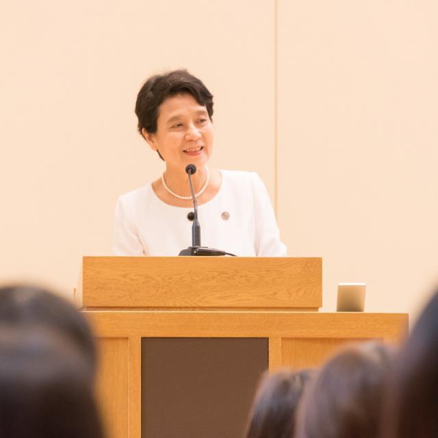 恵泉女学園大学 秋オーキャン情報~AO・推薦対策講座まだまだ続きます!1