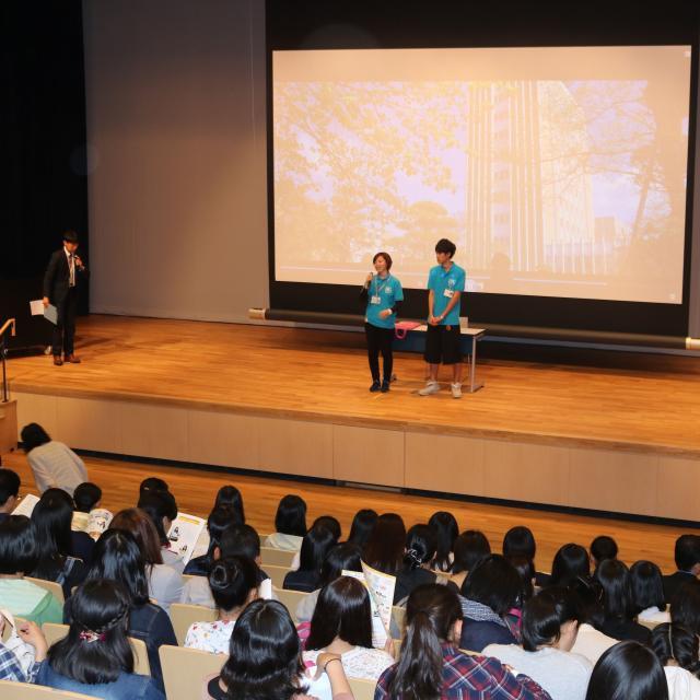 北海道文教大学 【作業療法学科】日常生活の『作業』を援助指導するには?2