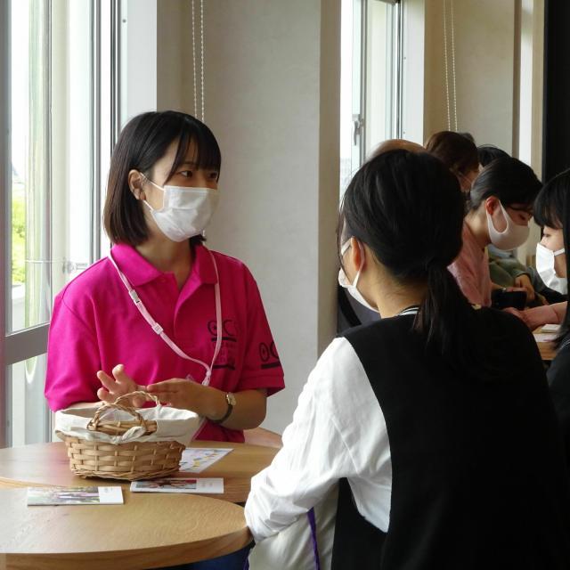 小田原短期大学 来校型オープンキャンパス(レギュラープログラム)2