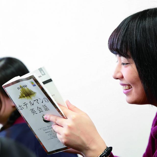 トライデント外国語・ホテル・ブライダル専門学校 テーマパークホテルについて学ぼう!1