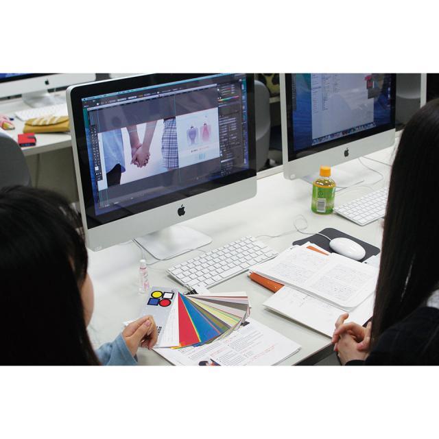 埼玉コンピュータ&医療事務専門学校 ♪グラフィックデザインコース 体験入学♪1