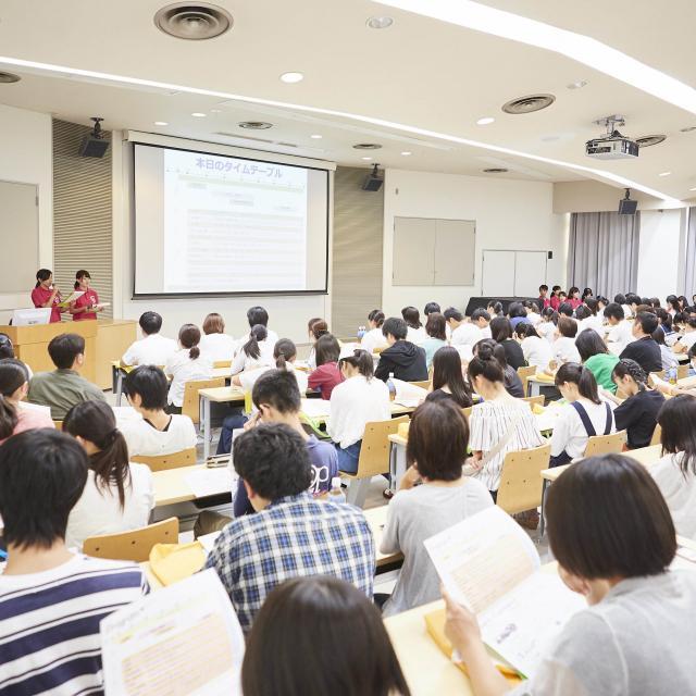 兵庫大学 オープンキャンパス1