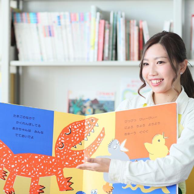 名古屋経営短期大学 あこがれの保育士・幼稚園・小学校教諭の魅力に触れよう!1