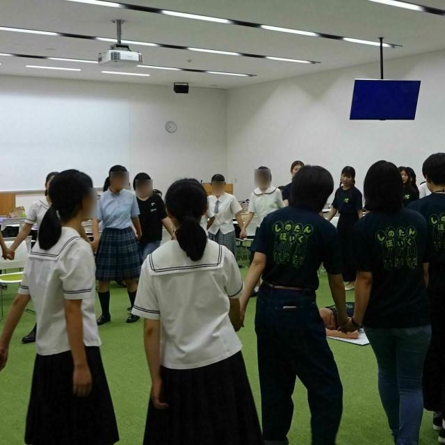 松山東雲短期大学 ☆彡ムーンライト・オープンキャンパス 2020☆彡1