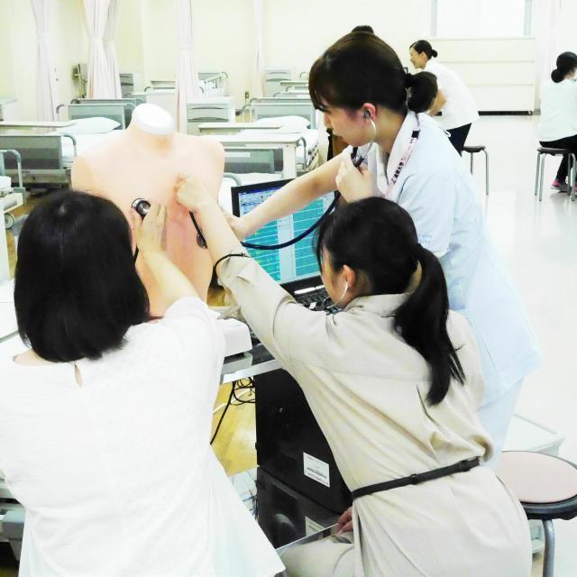 淑徳大学 オープンキャンパス(看護栄養学部)2