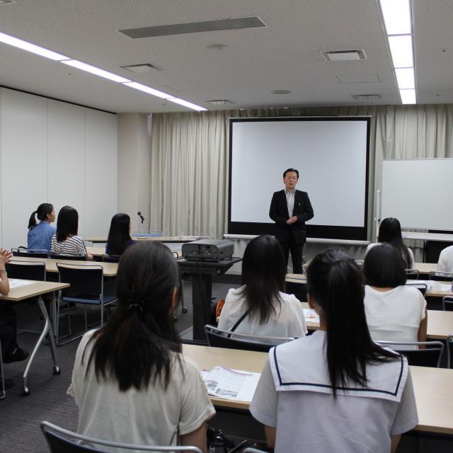 大阪ホテル専門学校 おでかけ説明会【那覇】1