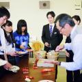 仙台YMCA国際ホテル製菓専門学校 オープンキャンパス
