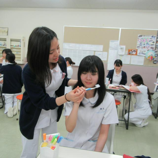 熊本歯科技術専門学校 【歯科衛生士科】オープンキャンパス20203