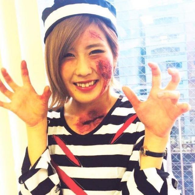 札幌ビューティーアート専門学校 SPECIALイベント☆B×art Halloween!2