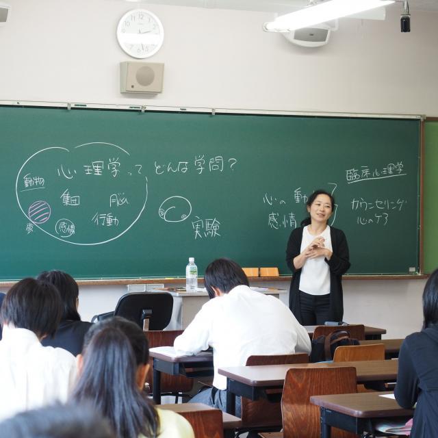 聖学院大学 8月16日(金)オープンキャンパス2