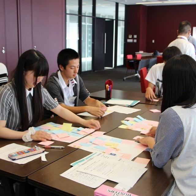 敬愛大学 敬愛大学授業公開型オープンキャンパス2018(WCV)2