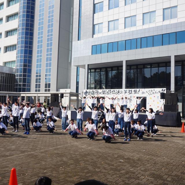 四国大学短期大学部 第58回芳藍祭を開催します!2