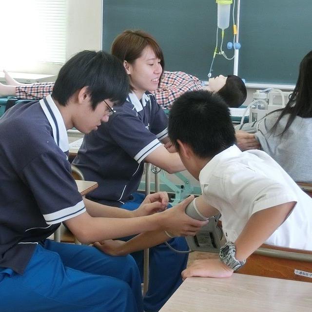 名古屋福祉専門学校 体験入学に参加しよう!4