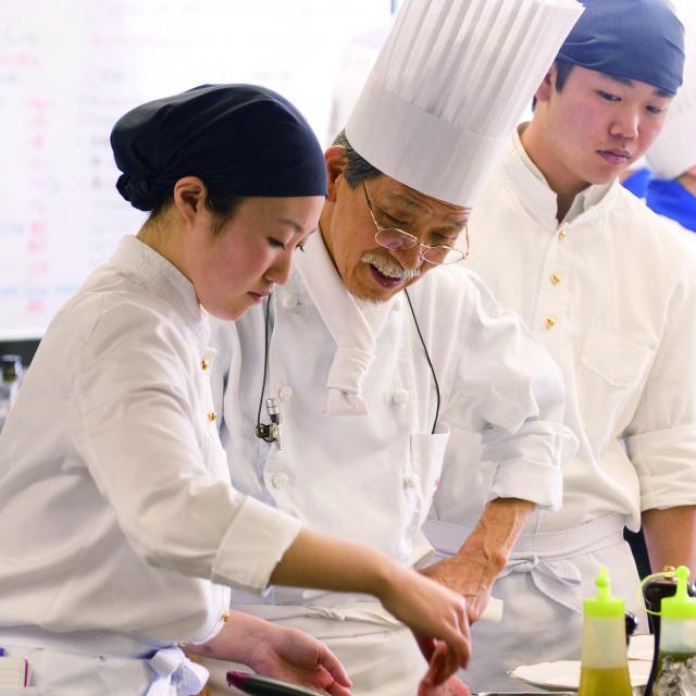 北陸食育フードカレッジ 2018オープンキャンパス!【フードマイスター学科】2