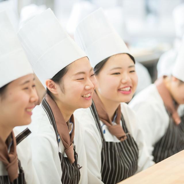 香川調理製菓専門学校 学校入試説明会4