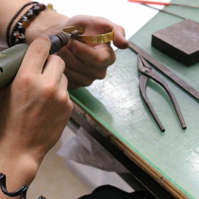 目白ファッション&アートカレッジ ◆来校型◆自分だけのオリジナルアクセサリーづくりに挑戦!1