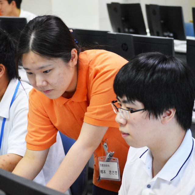 高知職業能力開発短期大学校 オープンキャンパス3