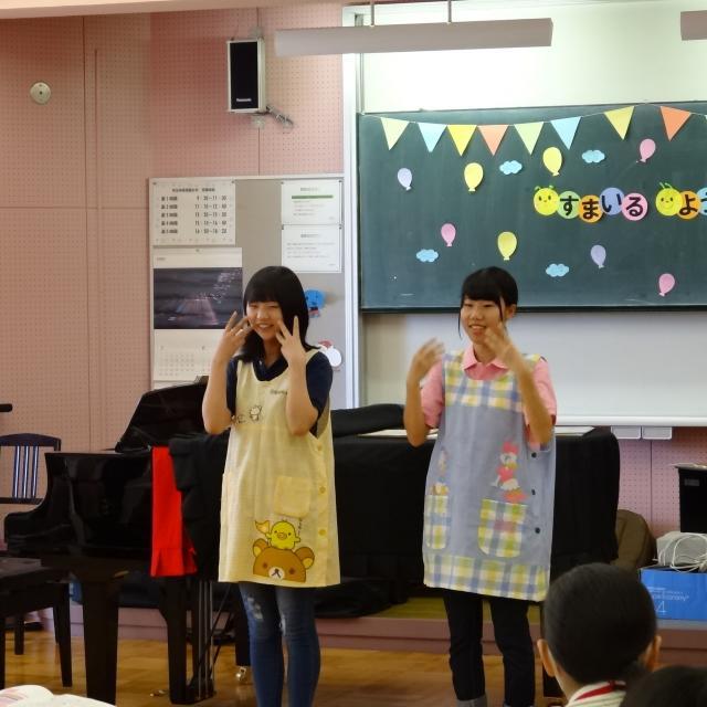 埼玉純真短期大学 オープンキャンパス20183