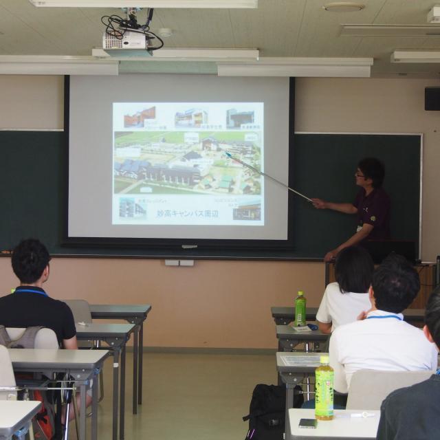 自然、アウトドアの授業を体験!オープンキャンパス開催!