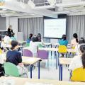 熊本ベルェベル美容専門学校 美容進学説明会