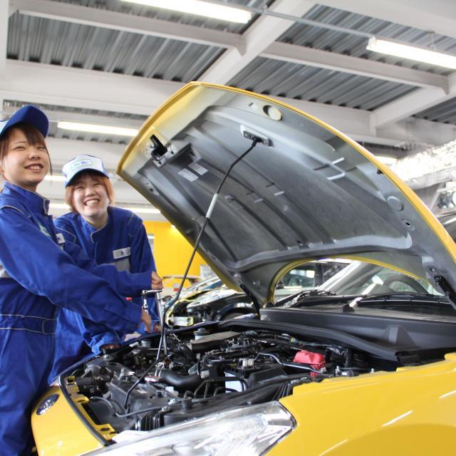 日本工科大学校 【二級整備士】自動車工学科2