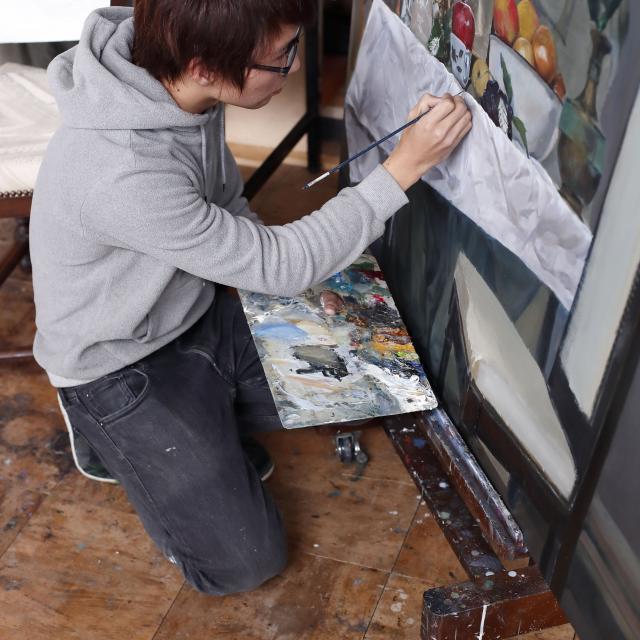 奈良芸術短期大学 1/19(土)は、キャンパス見学&相談会!4