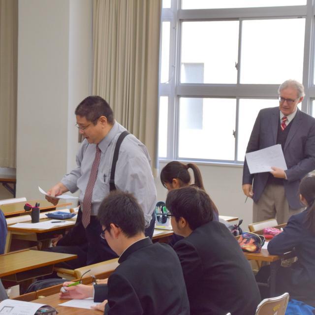 宮崎国際大学 大学入試センター試験英語リスニング対策講座20192