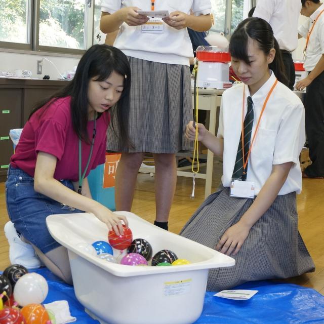 長崎医療技術専門学校 第5回オープンキャンパス(医技専まつり)2