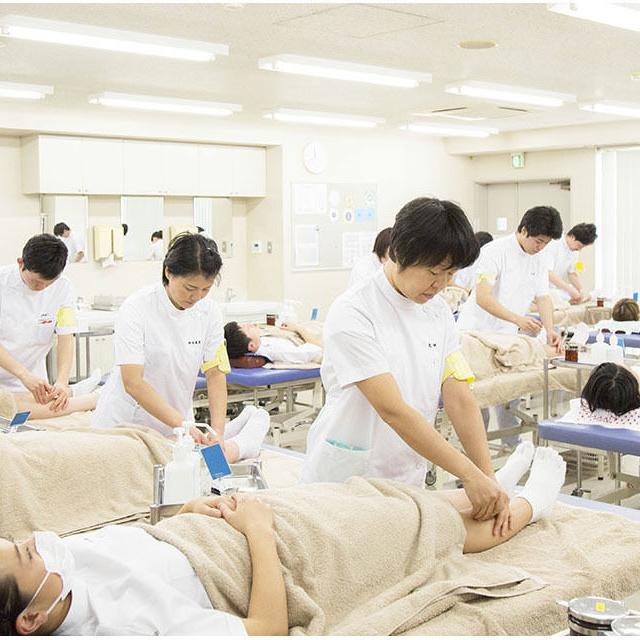 東京衛生学園専門学校 【鍼灸マッサージ師を目指すための】学校見学・相談会1
