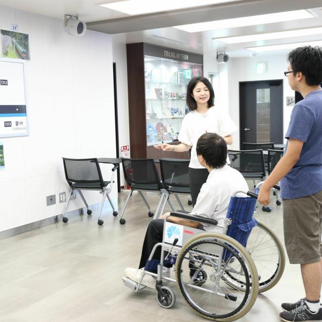 ホスピタリティ ツーリズム専門学校大阪 【鉄道】1日ですべてがわかる☆オープンキャンパス☆4