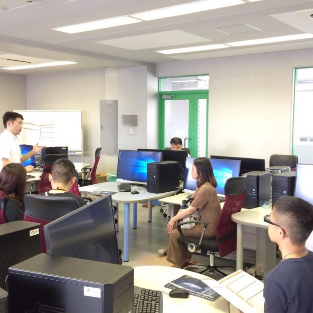 大阪電子専門学校 12月 一般入試早期減額制度利用に間に合うオープンキャンパス4