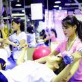 福岡リゾート&スポーツ専門学校 【トレーナー体験】初心者でも安心!身体作りを体験してみよう☆