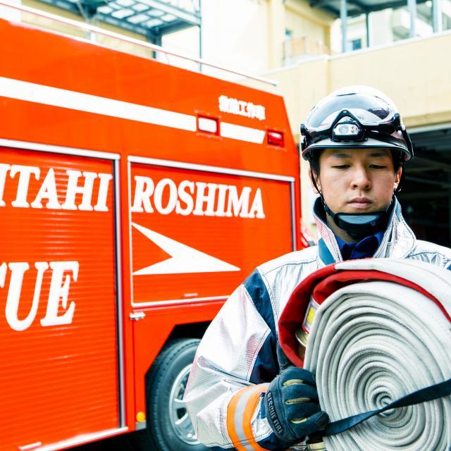 北海道ハイテクノロジー専門学校 日本初救命士養成校!道内救命士の70%がハイテク卒業生!4