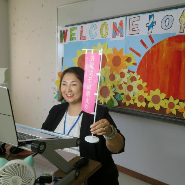 佐賀女子短期大学 WEBオープンキャンパス2