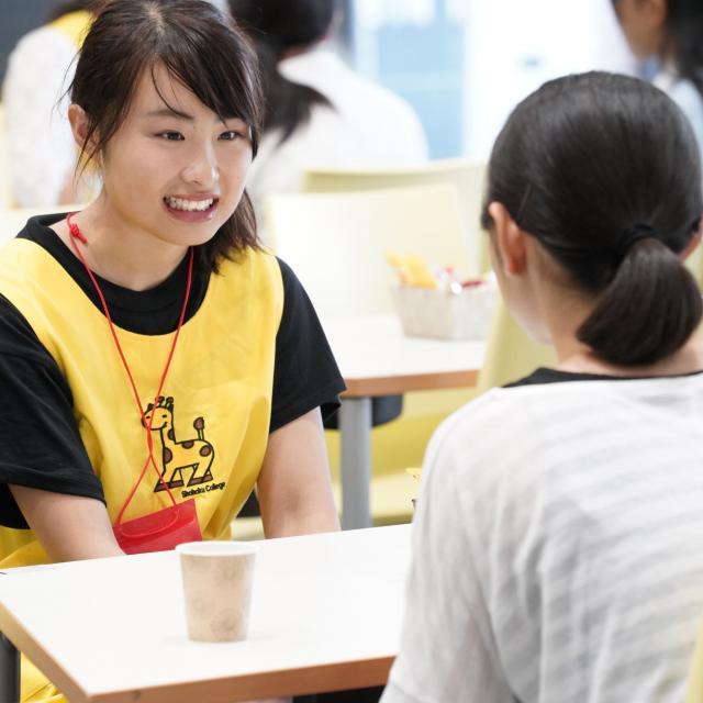 湘北短期大学 オープンキャンパス(保育学科)3
