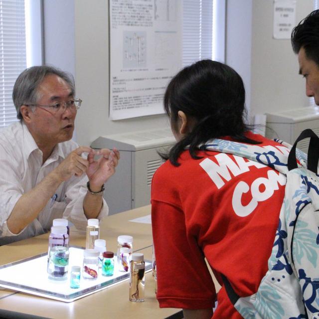 ヤマザキ動物看護大学 オープンキャンパス 20194