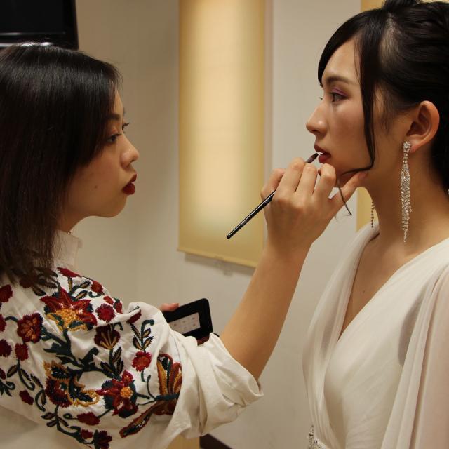 日本美容専門学校 2021体験入学 【総合美容科】2