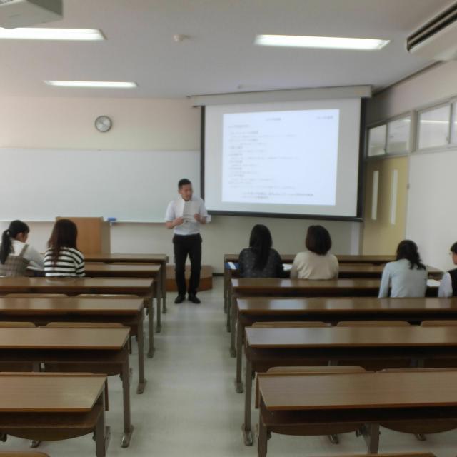 育英短期大学 保育学科特別イベント2
