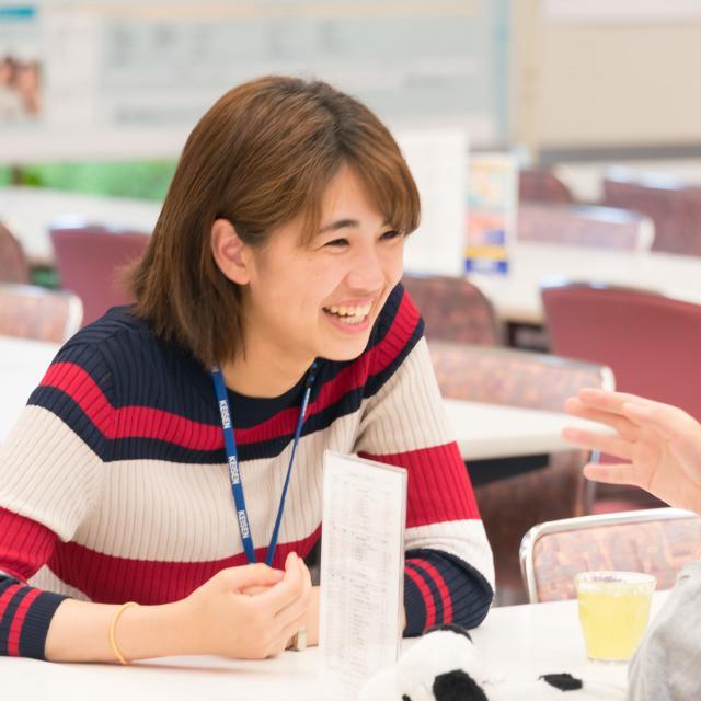 恵泉女学園大学 大学見学強化週間~個別にじっくり相談しよう!~3