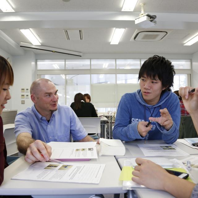 麗澤大学 オープンキャンパス1