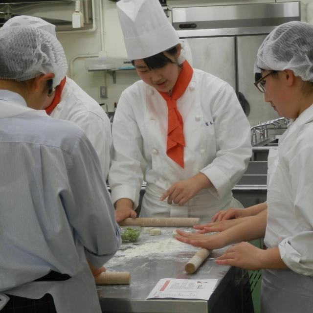 山陽女子短期大学 オンラインオープンキャンパス 食物栄養学科 午前1