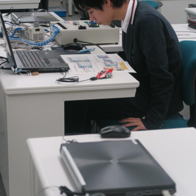 近畿職業能力開発大学校 オープンキャンパス【電子情報技術科】3