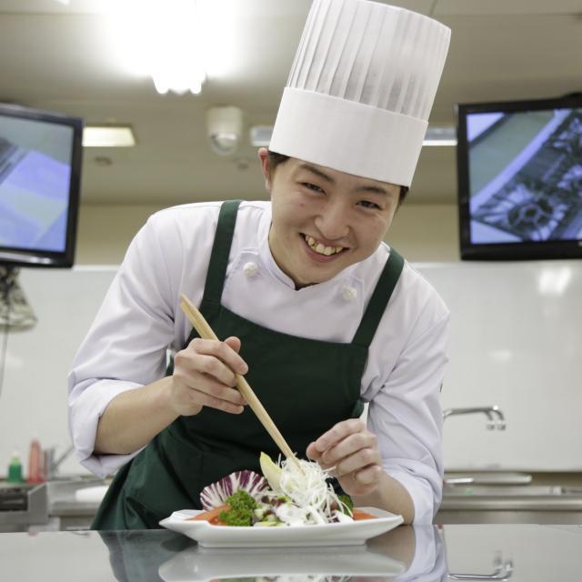 悠久山栄養調理専門学校 卒業生スペシャル【日本料理編】 -栄養士科ー1