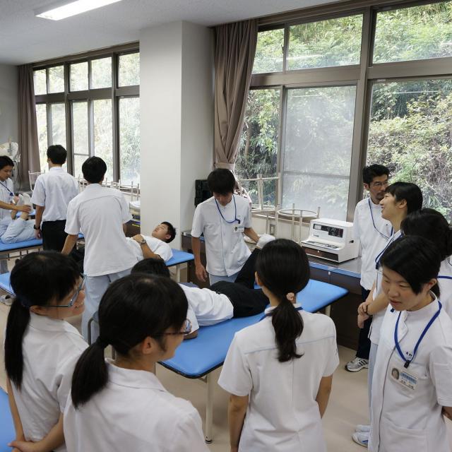 長崎医療技術専門学校 在校生に医技専の魅力を聞いてみよう!3