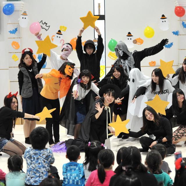 大阪健康ほいく専門学校 保育現場のリアルが知れる~卒業生スペシャルDAY☆1