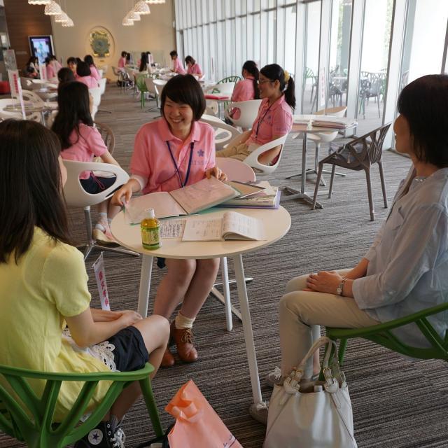 実践女子大学短期大学部 5月12日★渋谷★オープンキャンパス!1