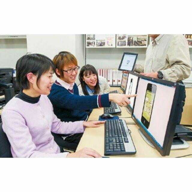 日本電子専門学校 【Webデザイン科】オープンキャンパス&体験入学2